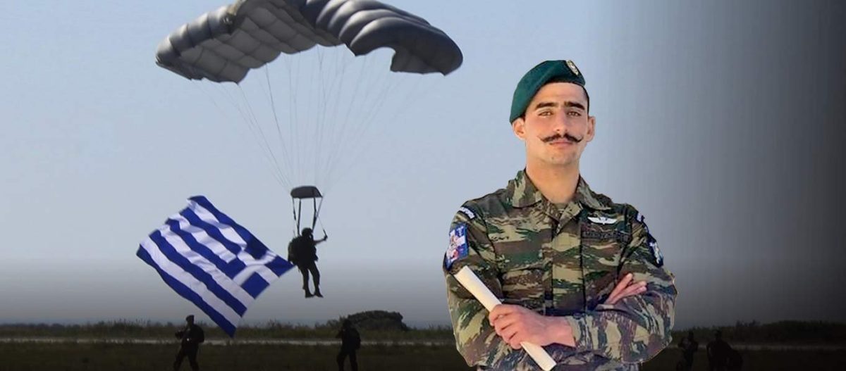 Χαμός στην παρέλαση στο Σύνταγμα για τον Ε.Μπούχλη: Έφερε το «Μακεδονία ξακουστή» στις καρδιές των Ελλήνων (φωτό)