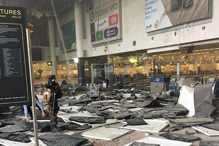 Σαν σήμερα: Η τρομοκρατική επίθεση στις Βρυξέλλες με 32 νεκρούς