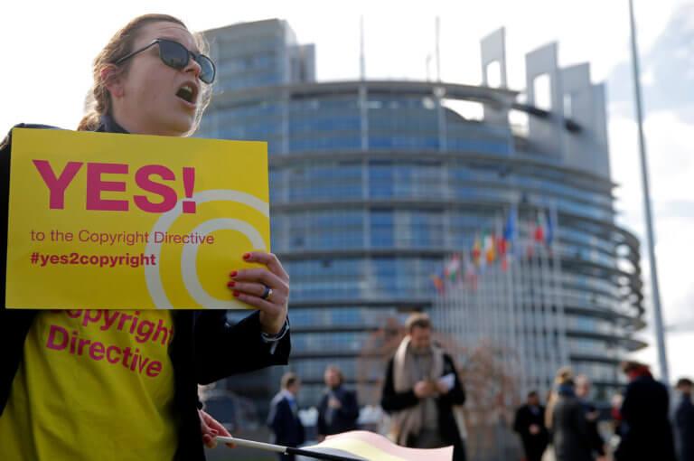 Ίντερνετ: Η ψηφοφορία στο ευρωκοινοβούλιο που άλλαξε τα πάντα