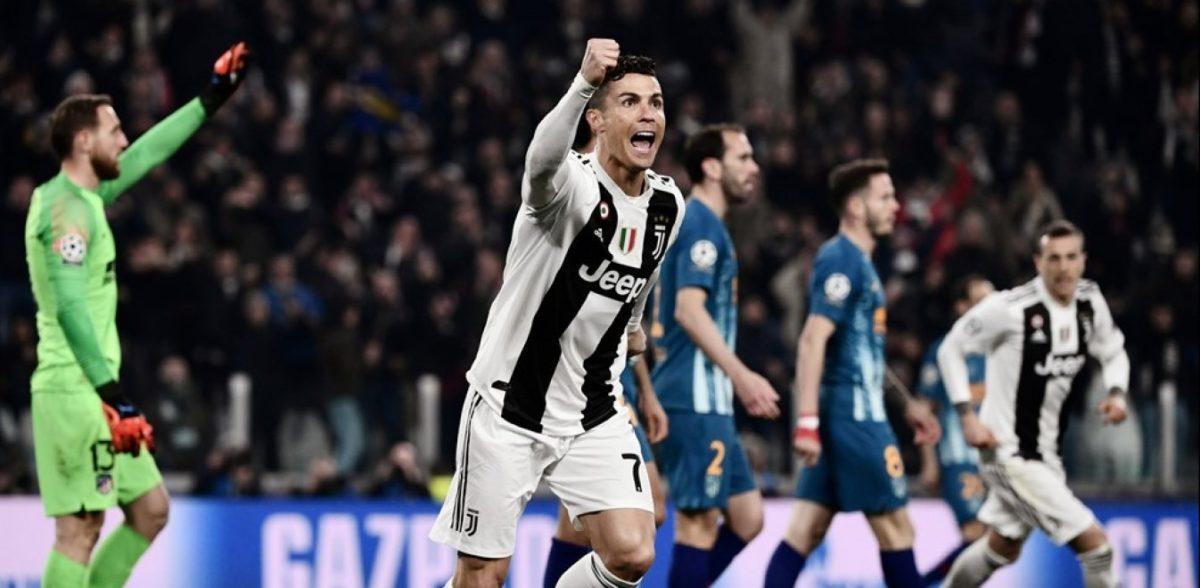 Champions League: Xατ-τρικ του Ρονάλντο και μεγάλη πρόκριση της Γιούβε