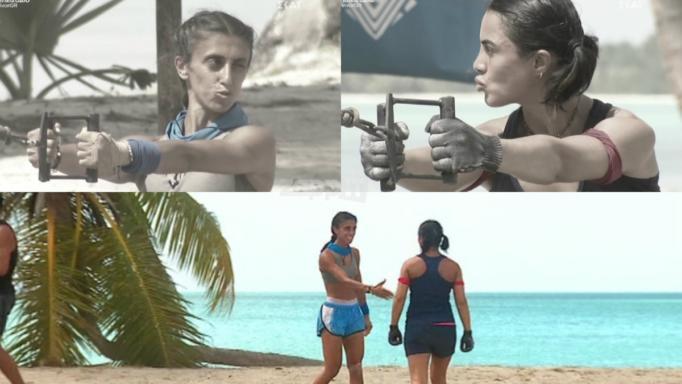 Survivor: Προκλητική η Sabriye με την Ελπίδα! Έχασε κι έγινε έξαλλη…