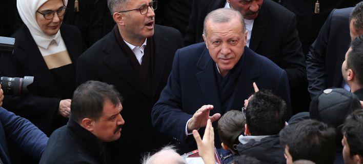 Τουρκία: Ο Ερντογάν παραδέχθηκε την ήττα του -«Χάσαμε ορισμένες πόλεις»