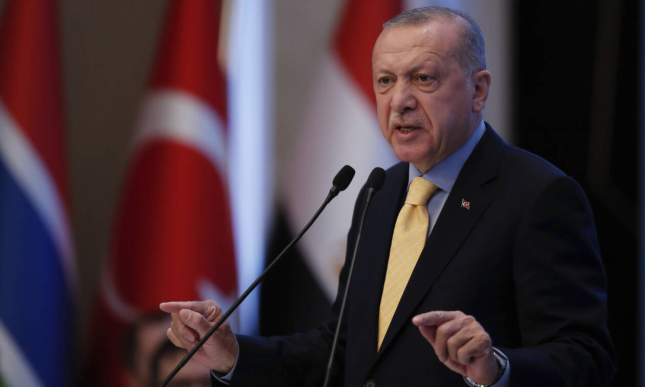 Σφαλιάρα» στον Ερντογάν – Μήνυμα με σημασία από τον πρώην πρωθυπουργό Νταβούτογλου