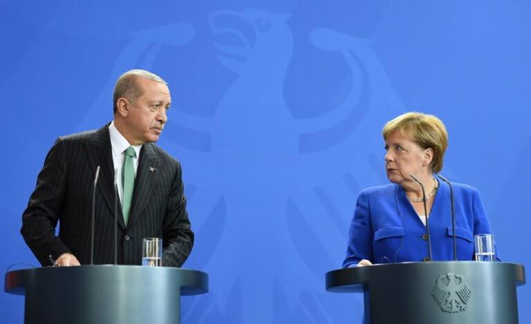 Τρομάζει το Βερολίνο η πολεμική μηχανή Ερντογάν! Τι θέλει να πετύχει ο Σουλτάνος και τι φοβάται η Γερμανία!