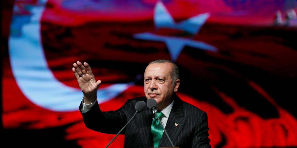 Ερντογάν: Δεν γίνεται να αποσυρθούμε από τη συμφωνία για τους S-400
