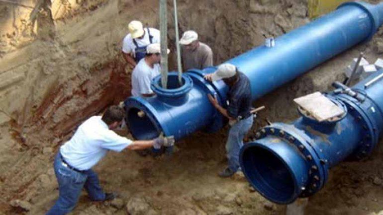 """Στο…""""αυλάκι"""" μπαίνουν τα νέα δίκτυα ύδρευσης"""