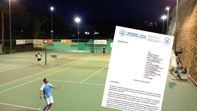 Έτσι μπορούν (και πρέπει) να συνυπάρξουν τα Ενετικά Τείχη και το τένις!