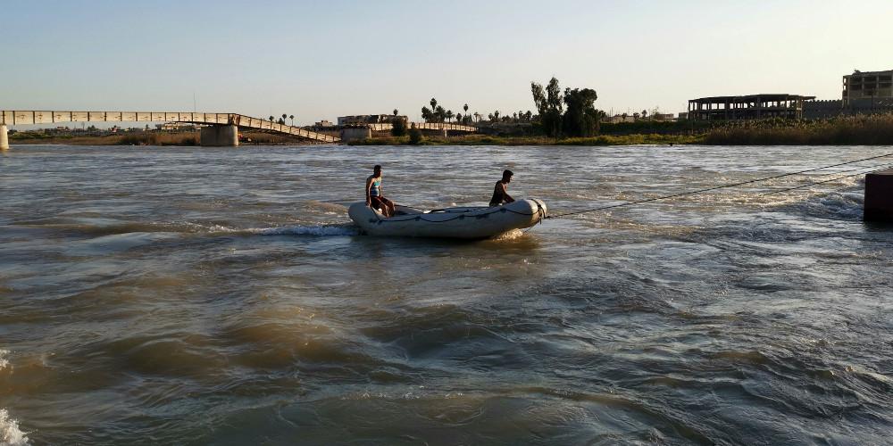 Σχεδόν 100 οι νεκροί από το ναυάγιο πλοίου στον ποταμό Τίγρη στο Ιράκ