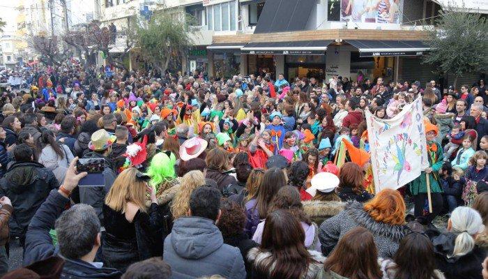 Καστρινό Καρναβάλι: Την Κυριακή 3 Μαρτίου η μεγάλη καρναβαλική παρέλαση