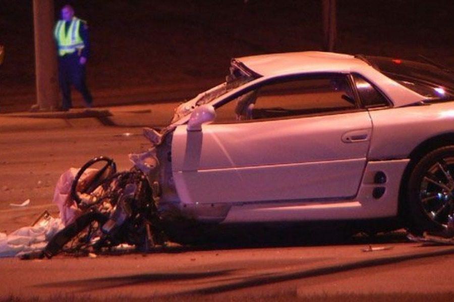 Ο άνθρωπος που γλίτωσε από το χειρότερο αυτοκινητιστικό ατύχημα στον κόσμο