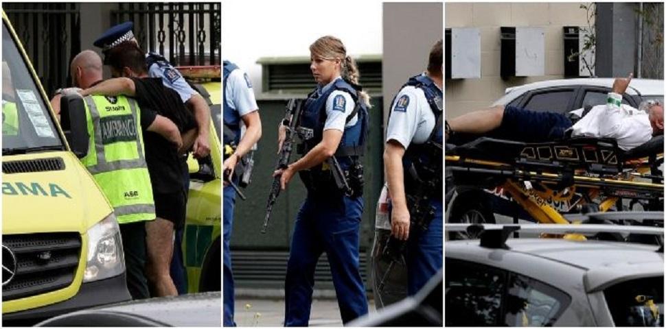 «Λουτρό αίματος» στη Νέα Ζηλανδία μετά από τρομοκρατικό χτύπημα
