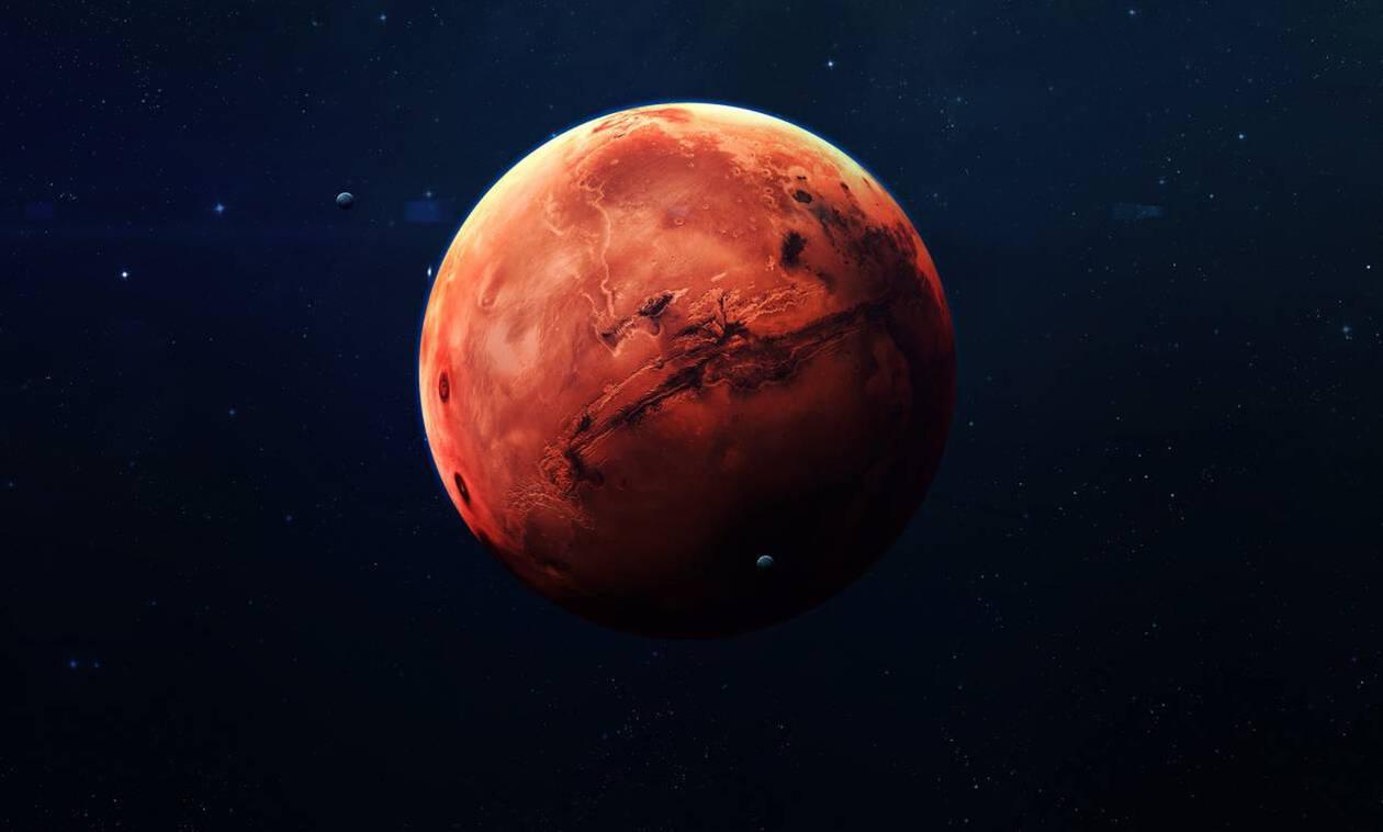 Υπάρχει ζωή στο εσωτερικό του Άρη; Η ανακάλυψη που βάζει «φωτιά» στα σενάρια