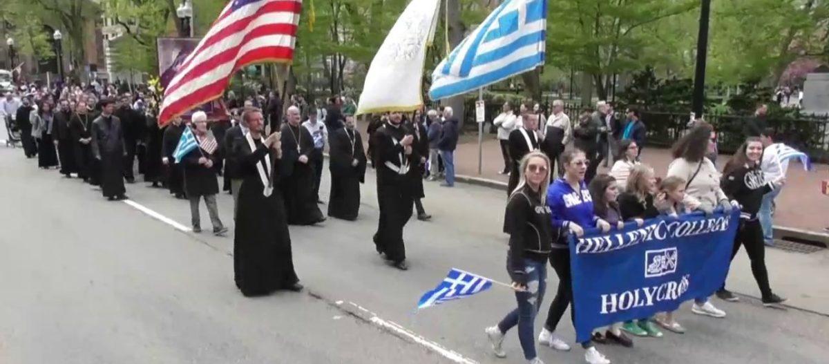 Δεν τους θέλουν ούτε εκτός συνόρων: «Ανεπιθύμητοι οι κυβερνητικοί στην παρέλαση της 25ης Μαρτίου στην Βοστώνη»