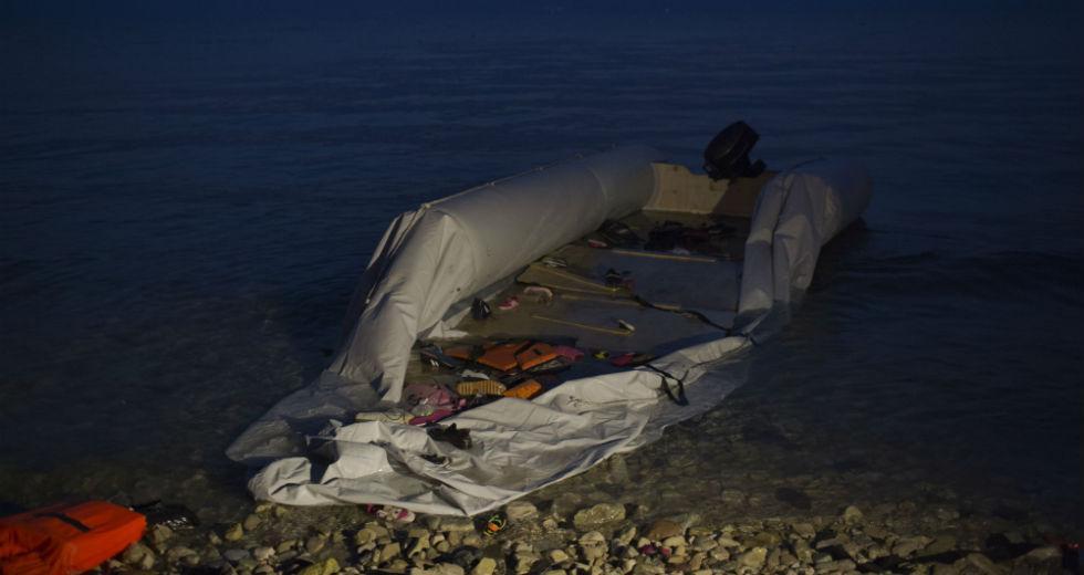 Ένα μωρό και τρεις γυναίκες πνίγηκαν ανοιχτά της Τουρκίας