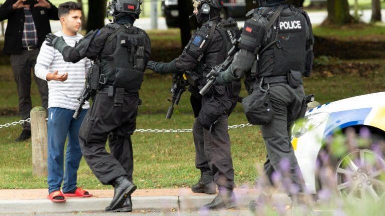 Νέα Ζηλανδία: Στην πόλη του μακελειού Κρητικοί εκδρομείς