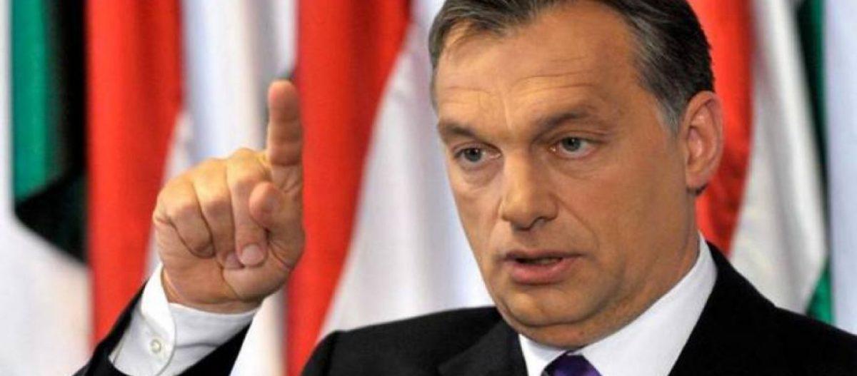 Σφοδρή επίθεση Ορμπάν κατά Μέρκελ, Γιούνκερ, Μητσοτάκη: «Είστε οι χρήσιμοι ηλίθιοι του Σόρος» (vid)