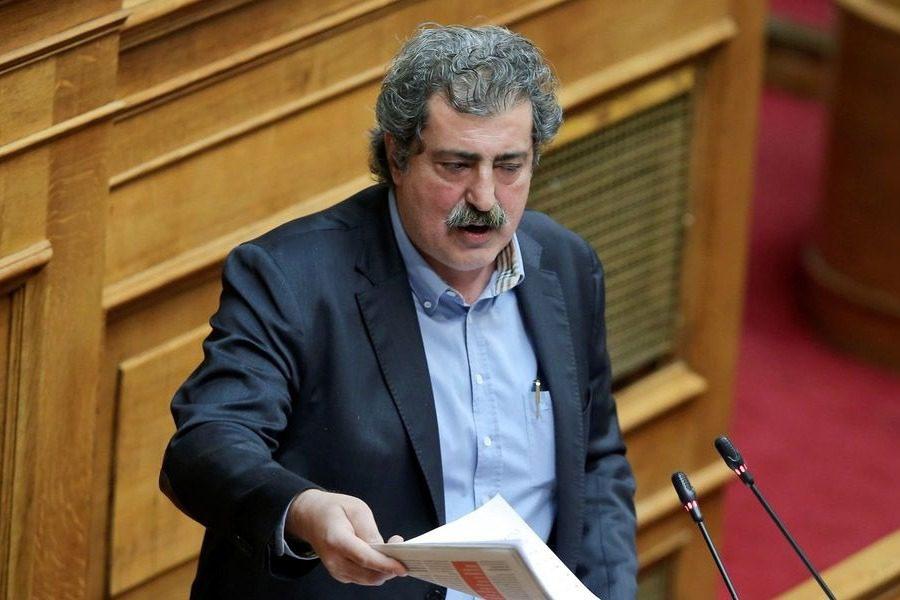 Στη Βουλή η δικογραφία για τον Π. Πολάκη