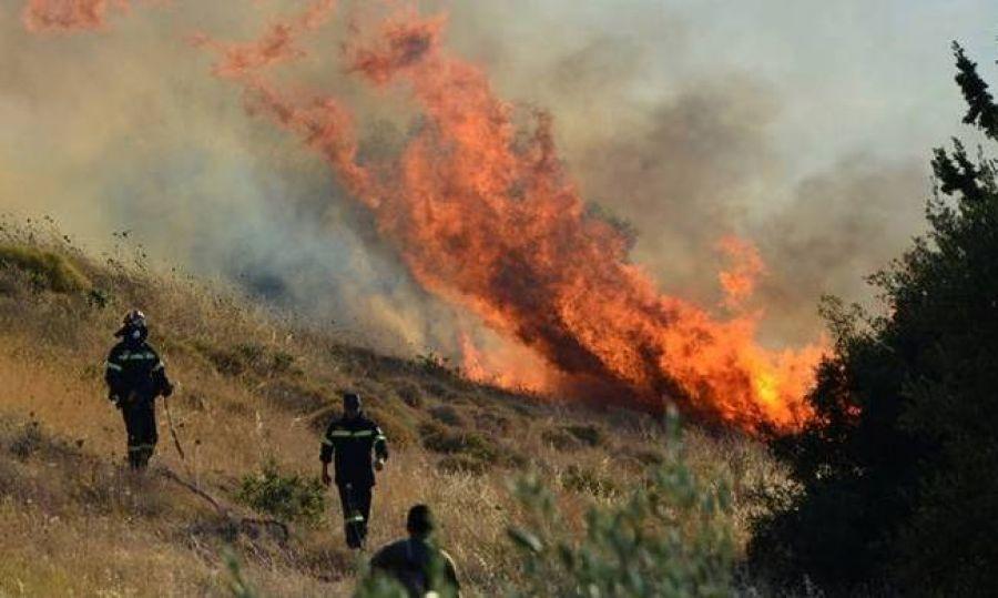 Συνελήφθη ο υπαίτιος της μεγάλης φωτιάς στην Ιεράπετρα!