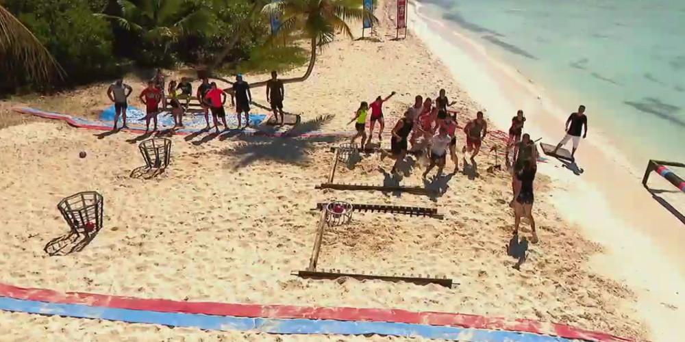 Survivor: Αυτή η ομάδα κέρδισε την ασυλία – Τραυματίστηκε Έλληνας παίχτης [βίντεο]