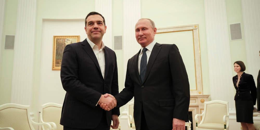 Μήνυμα Πούτιν για την 25η Μαρτίου: Οι σχέσεις Ελλάδας-Ρωσίας βασίζονται στις μακραίωνες παραδόσεις φιλίας