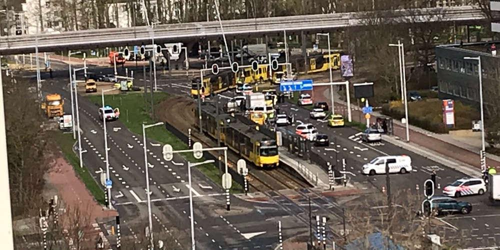 Άνδρας άνοιξε πυρ σε τραμ στην Ουτρέχτη – Πολλοί τραυματίες