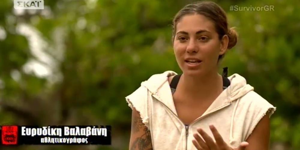 Ξαναμπαίνει στο Survivor η Βαλαβάνη; – Το αινιγματικό σχόλιο του Τανιμανίδη