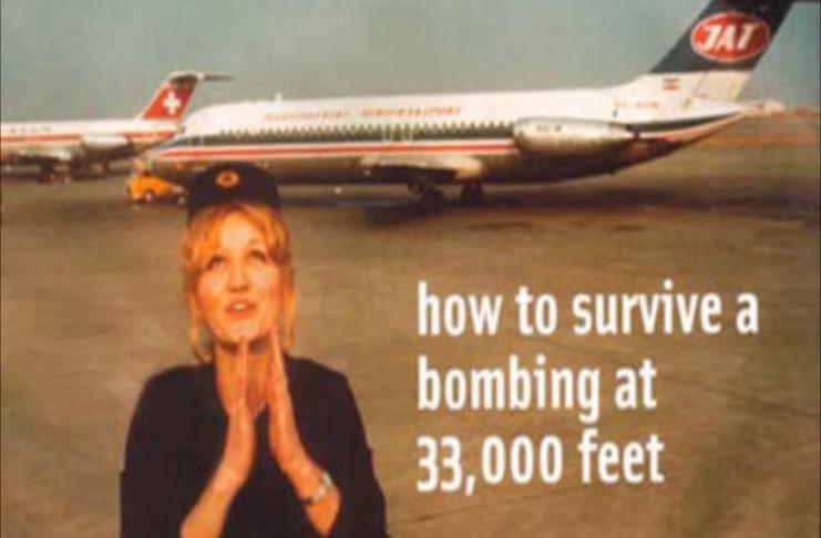 Η νεαρή Σέρβα αεροσυνοδός που έπεσε από τα 33.000 πόδια και επέζησε