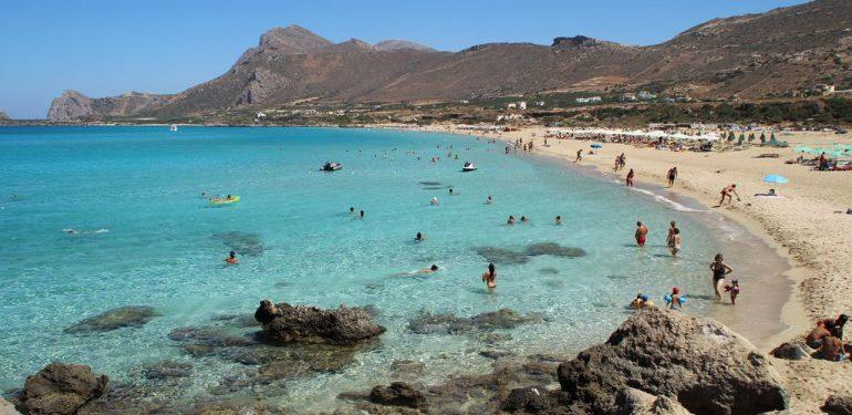 Φαλάσαρνα: Η πιο όμορφη παραλία της Κρήτης που είναι πάντα στα top 10 των καλύτερων παραλιών στην Ευρώπη! | ΦΩΤΟ
