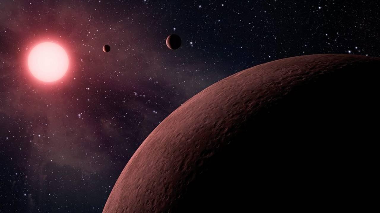 Ενδείξεις για ύπαρξη μορφών μικροοργανικής ζωής στον Άρη