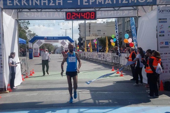 Μεγάλος νικητής του Μαραθωνίου Kρήτης ο Μανώλης Σηφάκης | Photos
