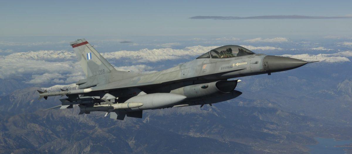 """Σκόπια: «Οι Έλληνες θα προστατεύουν με F-16 τον """"μακεδονικό"""" μας ουρανό»!"""