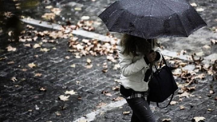 Άστατος ο καιρός σήμερα - Δείτε πού θα βρέξει