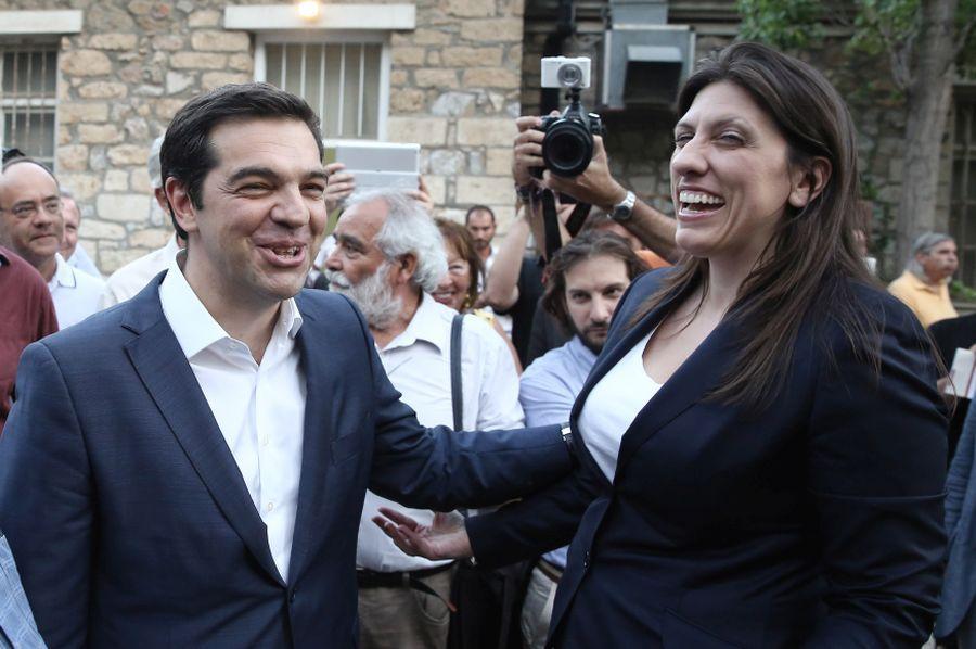 Ξεκαρδιστικό χιούμορ από Κωνσταντοπούλου ένεκα Πρωταπριλιάς με στόχο τον Τσίπρα
