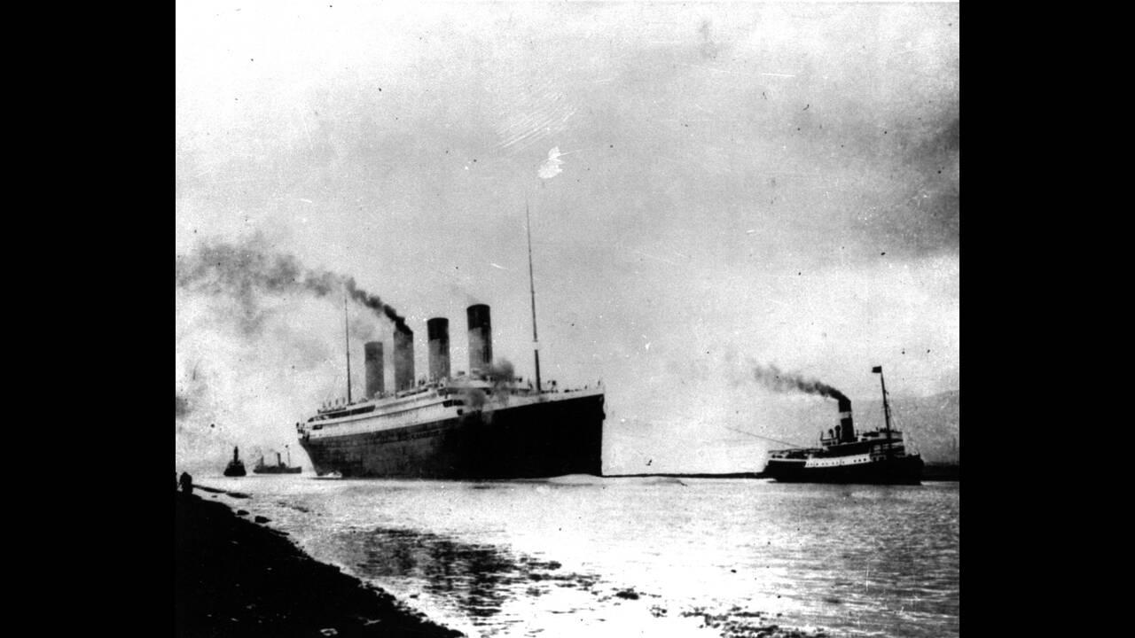 """Σαν σήμερα το 1912 ο """"αβύθιστος"""" Τιτανικός ξεκινάει το παρθενικό του ταξίδι"""