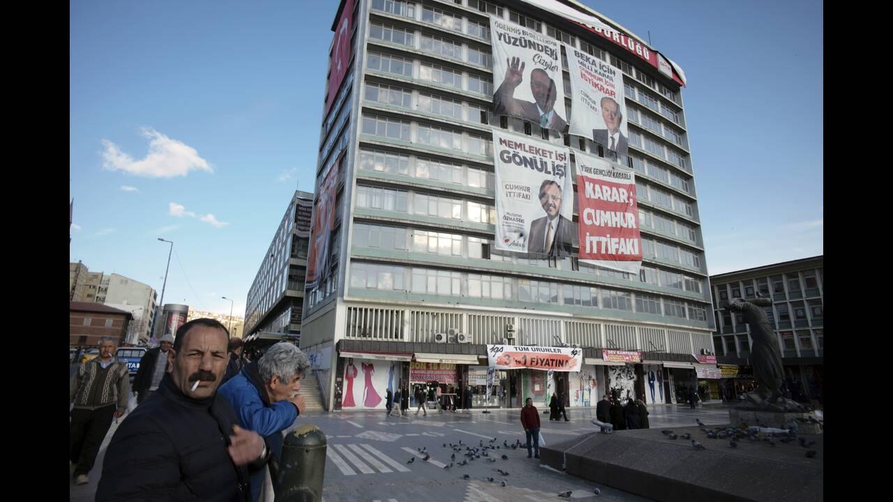 Γιατί η ήττα του AKP στην Κωνσταντινούπολη είναι τεράστιο πλήγμα για τον Ερντογάν
