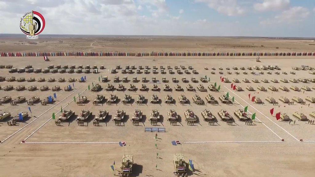 ΕΚΤΑΚΤΟ: Eνεργοποιήθηκε η Σούδα για Λιβύη – Οι Αιγύπτιοι αναπτύσσουν 300 άρματα μάχης στα σύνορα