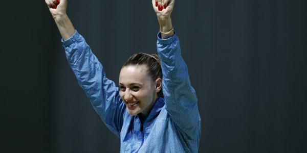 Στο βάθρο ξανά η Άννα Κορακάκη – Χάλκινο στο Παγκόσμιο Κύπελλο