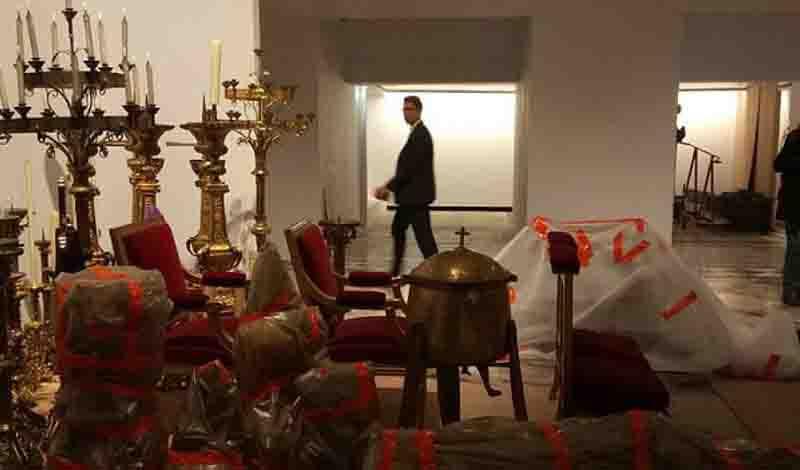 Με αυτόν τον τρόπο έσωσαν τους θησαυρούς της Παναγίας των Παρισίων -Ανάμεσά τους το ακάνθινο στεφάνι του Ιησού (φωτο)