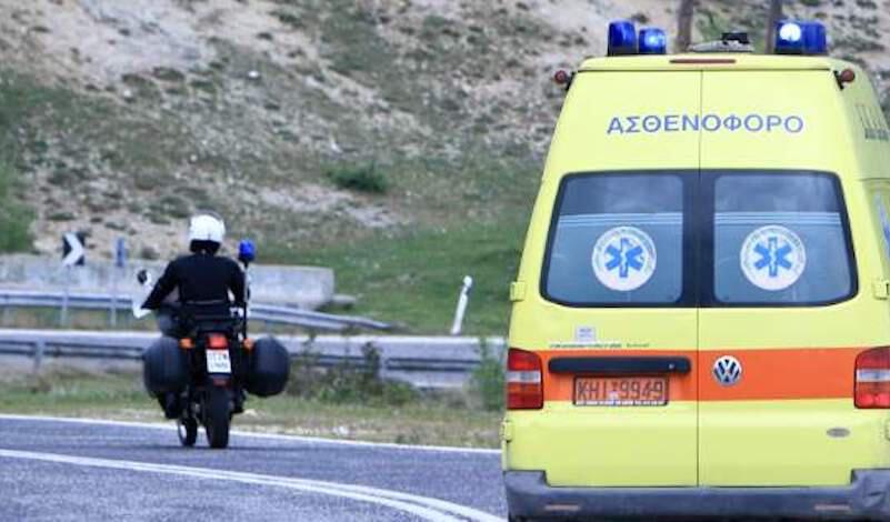Ανασύρθηκε νεκρός άνδρας από ρέμα στη Λάρισα