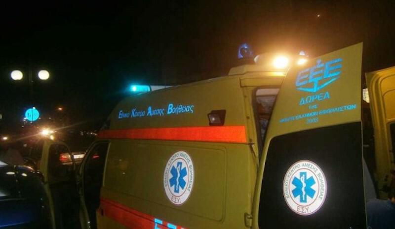 Λάρισα: Αυτοκτόνησε 53χρονος στο Κιλελέρ