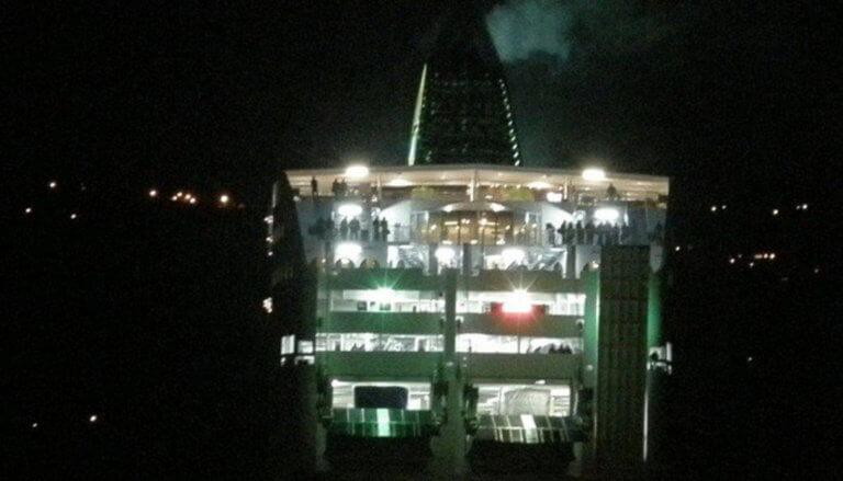 Κρήτη: Επιστρέφει άρον – άρον στην Σούδα το πλοίο «Blue Galaxy»