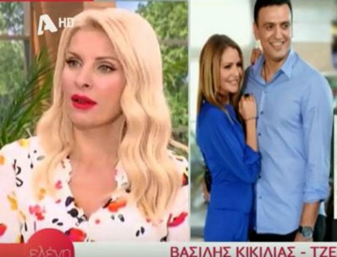 Μενεγάκη: H απίστευτη αντίδραση για τον γάμο της κουμπάρας της, Μπαλατσινού και η αποκάλυψη για τον πολιτικό!