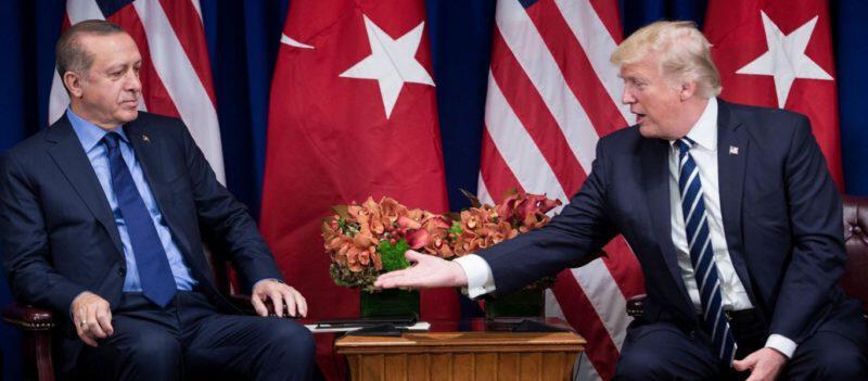 Ερντογάν απειλεί Τραμπ: Χωρίς εμάς θα καταρρεύσει το πρόγραμμα των F-35