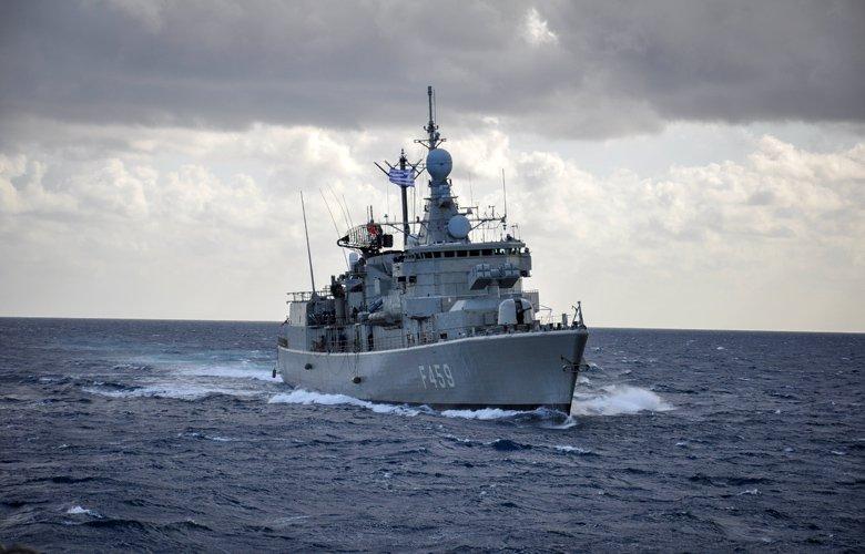 Το ΠΝ «σκίζει» τις ελληνικές θάλασσες: Ηχηρό μήνυμα ετοιμότητας προς την Άγκυρα – Ξεκινάει σήμερα η αιγυπτιακή άσκηση «Μέδουσα» (Φώτο-Βίντεο)
