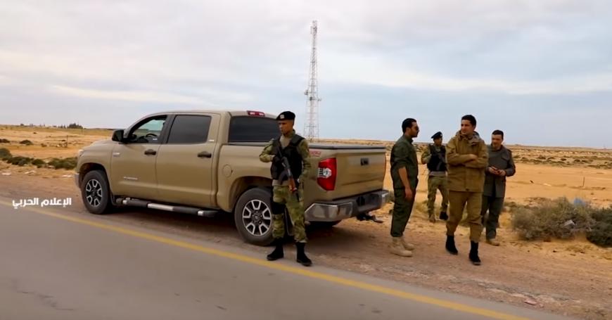 Ο Στρατηγός Χαφτάρ «δίνει» τον Ερντογάν: «Mεταφέρει πυρομαχικά και τρομοκράτες στην Τρίπολη» – «Η Τουρκία αποσταθεροποιεί τη Λιβύη»