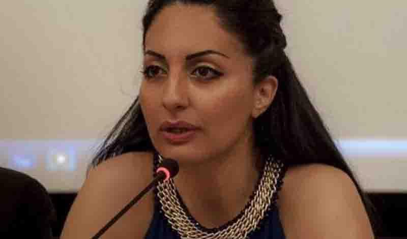 Γεωργία Μπιτάκου στην ιταλική τηλεόραση: «Δεν υπάρχει πλέον Δημοκρατία στην Ελλάδα» (φώτο-βίντεο)