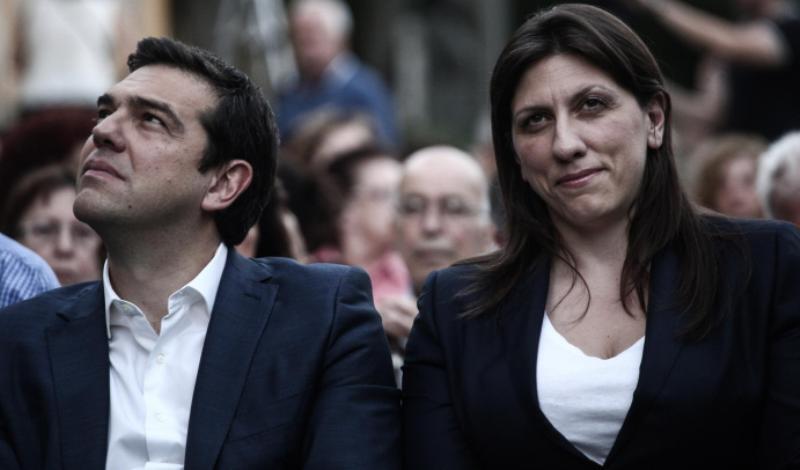 Κωνσταντοπούλου: Με τακτική μαφίας αντιμετωπίζει ο ΣΥΡΙΖΑ την υπόθεση Πετσίτη
