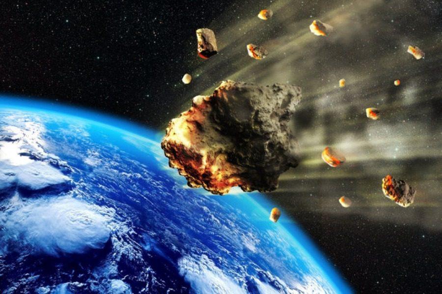 Μετεωρίτης από άλλο ηλιακό σύστημα χτύπησε τη Γη