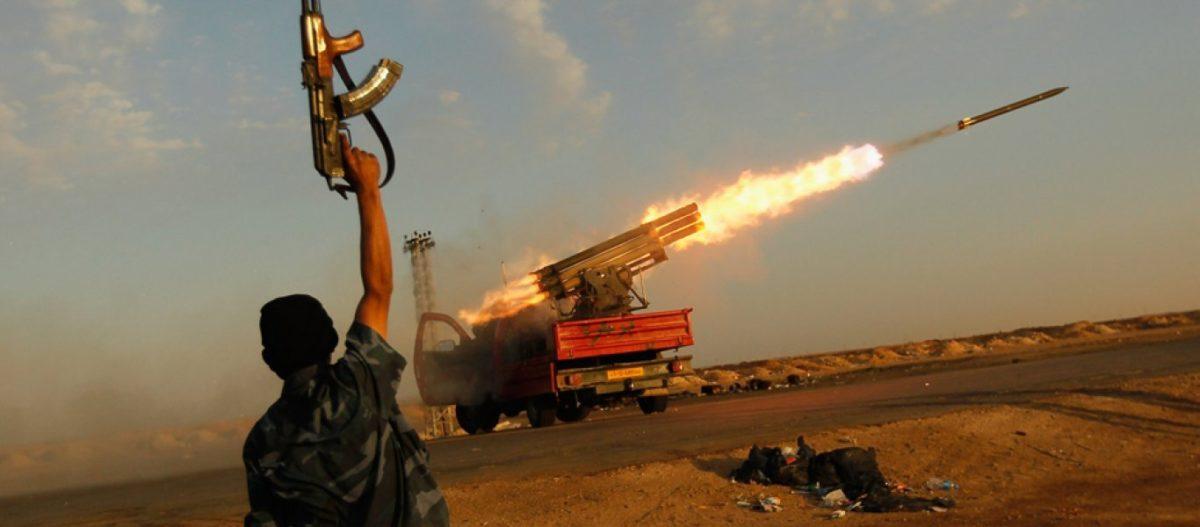 Φλέγεται η Λιβύη: Ολονύκτιες αεροπορικές επιδρομές «συμμαχικών δυνάμεων» κατά των ισλαμιστών της Τουρκίας (βίντεο)