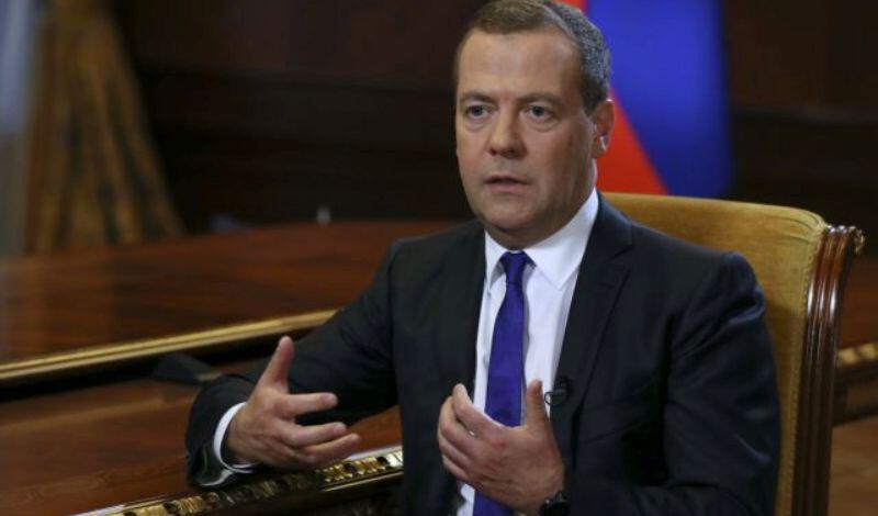 Μεντέβντεφ για νέο Ουκρανό πρόεδρο: «Ευκαιρία να βελτιώσουμε τις σχέσεις μας»